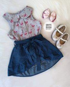 By far the most adorable looking for little one bones outfit, find all the necessary essentials like pajamas, human body lawsuits, bibs, plus much more. Baby Outfits, Little Girl Outfits, Toddler Girl Outfits, Little Girl Fashion, Baby Girl Dresses, Kids Outfits, Infant Dresses, Fashion Kids, Latest Fashion
