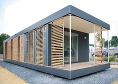 neues wohnen im cubig designhaus minihaus house pinterest minis haus und design. Black Bedroom Furniture Sets. Home Design Ideas