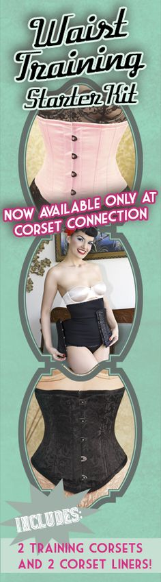 f298b3eedf This is a crazy good deal! Comes w two corsets