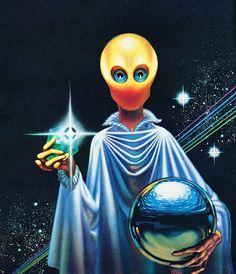 Retro Kunst, Retro Art, Kunst Inspo, Art Inspo, Fantasy Kunst, Fantasy Art, Sci Fi Kunst, Science Fiction Kunst, Arte Sci Fi