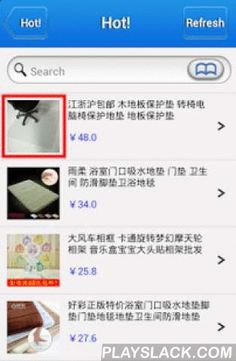 65daigou - Taobao Malaysia  Android App - playslack.com , Want to purchase billions of good bargains from Taobao, alibaba, amazon.cn, 当当, 京东商城? Crave for beauty products, delicious food & fashion attires from Taiwan? You can get them to your door step in reliable, easier and quicker way through South East Asia No.1 shopping service platform www.65daigou.com.my on your mobile!Why 65daigou? Malaysia and Singapore registered company with more than 100,000 customer baseOver 500,000 service…