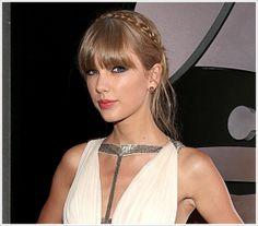 Taylor Swift @ 2013 Grammy Awards Photos – Makeup, Dress, Hair