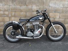 Matchless G80RR Flat Track Racer | Straightspeed