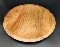 Schale aus Kirschbaum #drechseln #handmade #holz #handwerk Cherry Tree, Turning, Cherries, Timber Wood