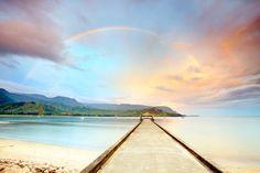 Hanalei Bay, Kauai Hawaii