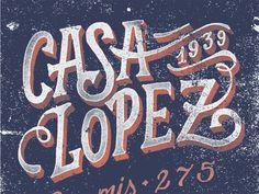 """Casa Lopez 1939"", por Gustavo Mancini"