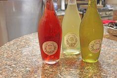 sofia coppola's rose, blanc de blance & chardonnay