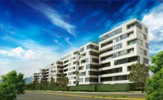 GM Capital desarrolló la residencial Bosques en una de las zonas más cómodas y mejor ubicadas de San Pedro Garza García.