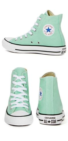 66 Best Green Converse images in 2019  215d78f3e