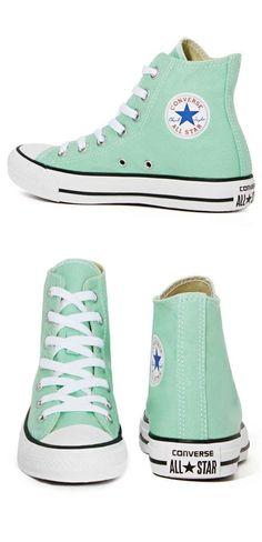 Mint Converse :0)