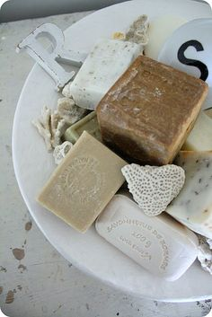 spoil yourself daily with decadent soaps