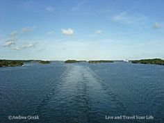 Boat trip on the Baltic Sea Days In August, Baltic Sea, Stockholm, Finland, Sweden, Things To Do, Cruise, To Go, Boat