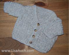 3ed9ec900 Free Baby Crochet Patterns