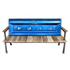 Blue Collar Bench III