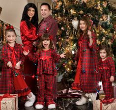 Take a look at pics of 'Real Housewives of New Jersey' star Teresa Giudice and her family. Matching Family Christmas Pjs, Family Christmas Cards, Merry Christmas Happy Hanukkah, Celebrating Christmas, Christmas Fun, Xmas, Large Family Photos, Teresa Giudice, Christmas Mini Sessions