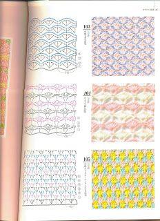 Irish lace, crochet, crochet patterns, clothing and decorations for the house, crocheted. Crochet Motifs, Crochet Blocks, Crochet Stitches Patterns, Crochet Diagram, Crochet Chart, Love Crochet, Knitting Stitches, Crochet Designs, Stitch Patterns