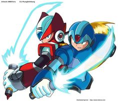 X is the most unfortunate MegaMan character - Page 2 - NeoGAF
