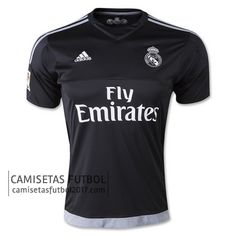 Primera camiseta de tailandia Portero Real Madrid 2015 2016  d407f7427325d