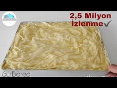 Never Tear of phyllo dough pastry recipe – Neurezept Phyllo Dough Pastry Recipe, Puff Pastry Recipes, Most Delicious Recipe, Turkish Recipes, Homemade Beauty Products, Food Art, Food To Make, Yogurt, Brunch