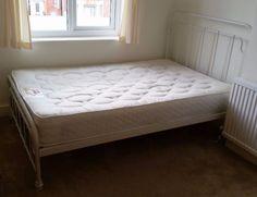 Vintage Hospital Style Bed Frame