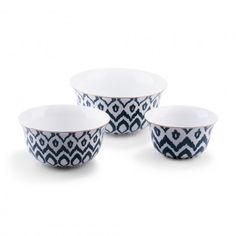 Ikat Nesting Bowls