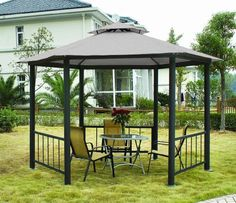 The outdoor gazebo design has advanced to combine fashion as well as function. When you decide to add an outdoor gazebo design to your backyard, you can expect that not only is it attractive to look at, but it is… Continue Reading →