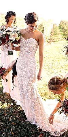 amazing details on this dress