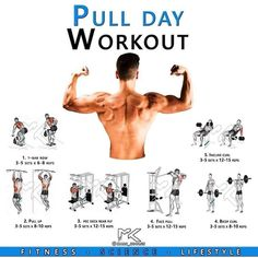 25 best push pull workout routine images  push pull