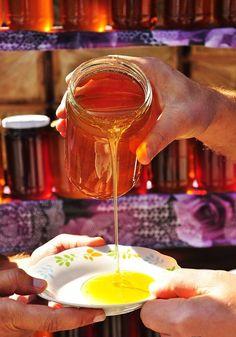 根據醫學研究,人體攝取天然的蜂蜜可增強人體的免疫力。土耳其的蜂蜜Bal,尤其產自黑海林區的最為自然珍貴。 ©Semih YÜKSEL-AA