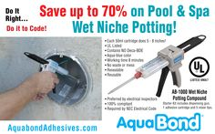 9 Best Aquabond Products Images Pools Swiming Pool
