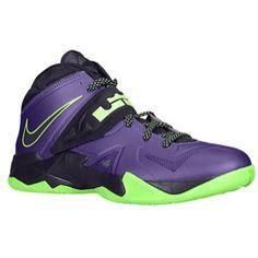 Lebron purple 2