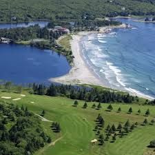 osprey ridge golf course, bridgewater  - Nova Scotia, Canada