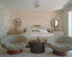 KELLY WEARSTLER | INTERIORS. Malibu Beach Residence Bedroom.