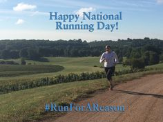 Happy #NationalRunningDay! #Celebrate #commit #RunForAReason. Sign up for Race & Taste 10k http://www.trumpwinery.com/calendar/event/wine-and-design-at-trump-winery/