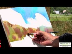 Acrylic Painting Technique - Dutch Master Method in acrylics. - YouTube