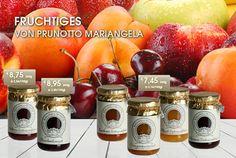 Fruchtige Prunotto Marmeladen!