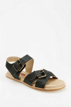 GeeWaWa May Quarter-Strap Sandal #urbanoutfitters