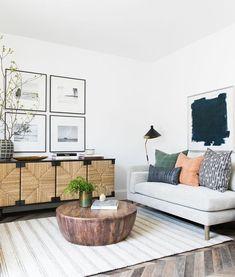 8 Living Space Home Furniture Tips for Design Motivation - Interior Pedia Living Room Sets, Home Living Room, Living Room Furniture, Living Room Designs, Living Room Decor, Living Spaces, Lounge Design, Studio Mcgee, Family Room Design