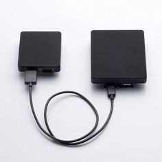 モバイルバッテリー SQUARE UCMB-SQ1Z