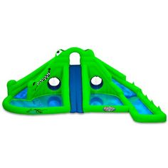 Blast Zone Ultra Croc Huge Inflatable Water Park, 2015 Amazon Top Rated Inflatable Bouncers #Toy