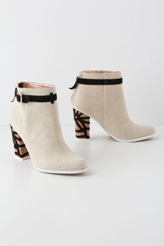 Quinn Ankle Boots - Anthropologie