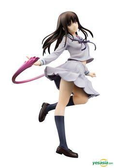 World Uniform Operation : Noragami Iki Hiyori 1:10 Pre-painted PVC Figure