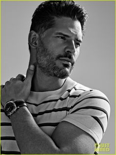 joe manganiello haute living 06 Joe Manganiello is brooding in black and white on the cover of Haute Living's July/August issue, on newsstands now. Here is what the 38-year-old Magic Mike XXL…