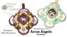 Arcos Angels Pendant (DIY Tutorial)