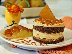 A mixture of food, sweets, feelings and thoughts Mousse, Creme Caramel, No Cook Desserts, Sweet Treats, Cheesecake, Cookies, Recipes, Food, Erika