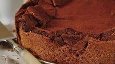 Chocolate Cake Torte Recipe Demo  Joy of Baking - YouTube
