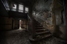 abandoned and forgotton