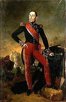 9153e18c317 Emmanuel Marquis de Grouchy In 1812 he was made commander of one of the  four cavalry