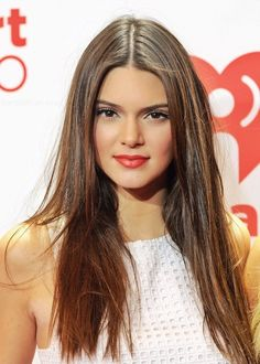 Kendall Jenner Makeup and Hair