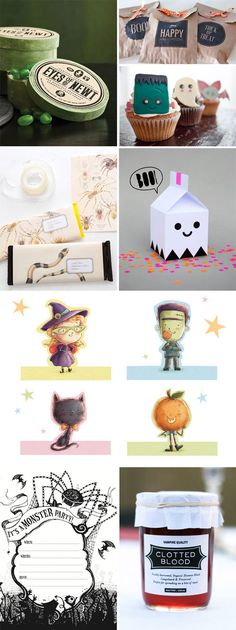 Cute, free printables.  Stationery, Invitations, Greeting Cards, and Paper Crafts :: Paper Crave